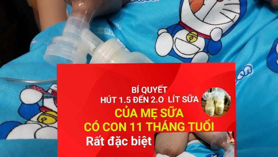 Milking breast milk 2 liter!!!