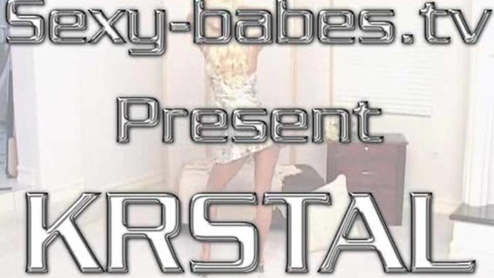 [Sexy Babes.tv] Krystal Steal