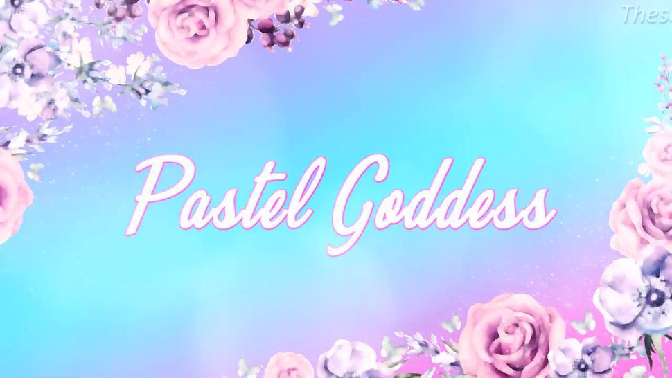 Pastel Goddess - BBW Facesitting Gamer Girl Vol 3 Sampler