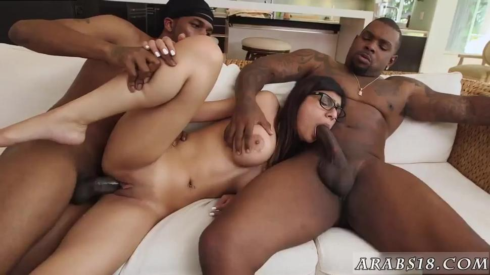 Arab Sex Scandal My Big Black Threesome
