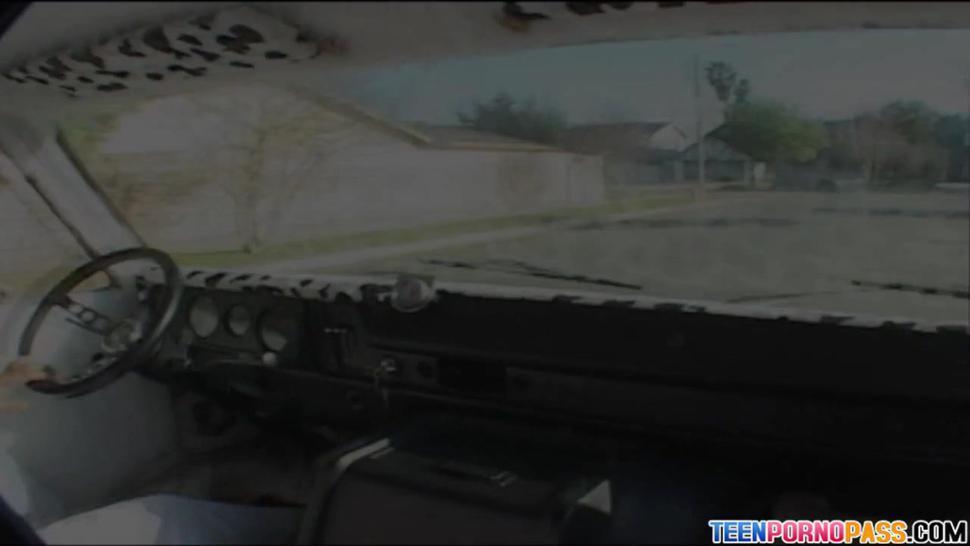 Girl Rides Dick In Icecream Truck