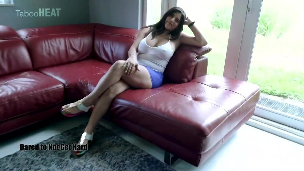 Busty Stepsister Dared To Not Get Rough - Gabriela Lopez