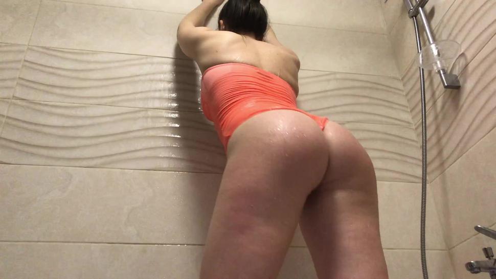 Shower Twerk