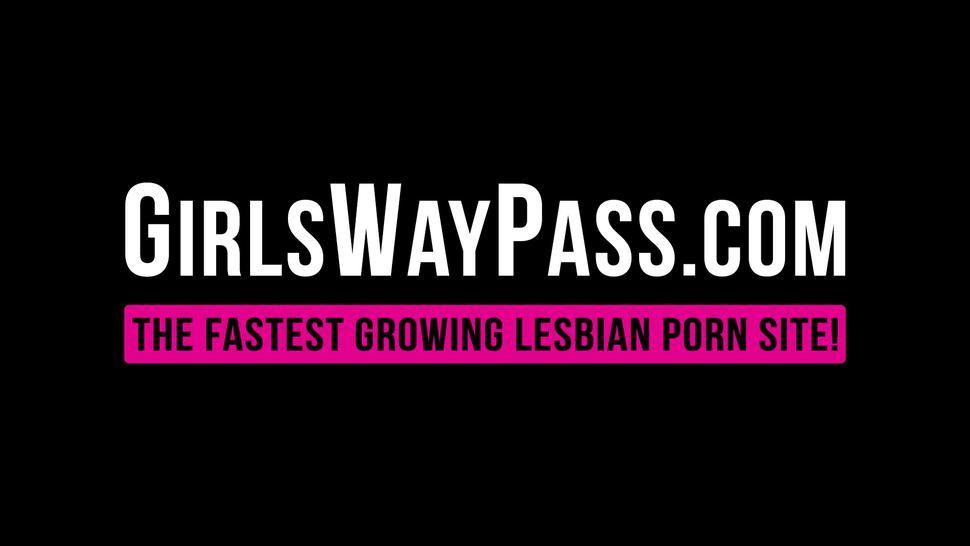 GIRLSWAY PASS - Abigail Mac and Mary Moody love pussy licking action