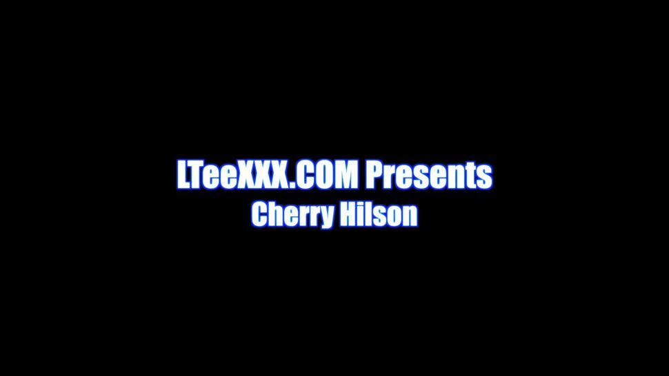 Cherry Hilson (36D-Ebony-Facial) 1080p
