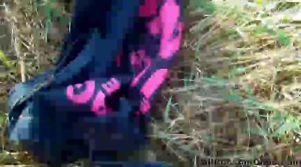 Russian Hottie Olesya In The Forest russian cumshots swallow