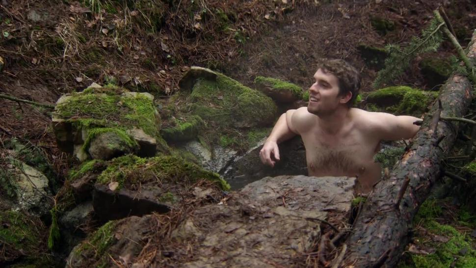 Talitha Luke-Eardley sex scene. Wrong Turn 6 - Last Resort movie (2014)