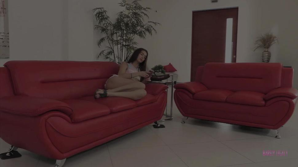 Dose Of Satisfaction For Young Girl - Olivia Nova