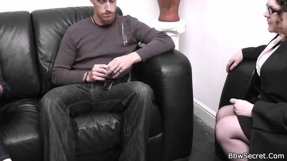 BBW SECRET - Husband cheats on wife with bbw