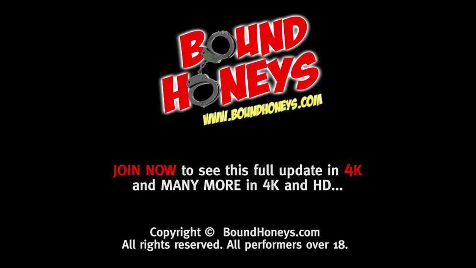 Rock Paper Scissors BONDAGE Bondage game Honour May 4K Trailer