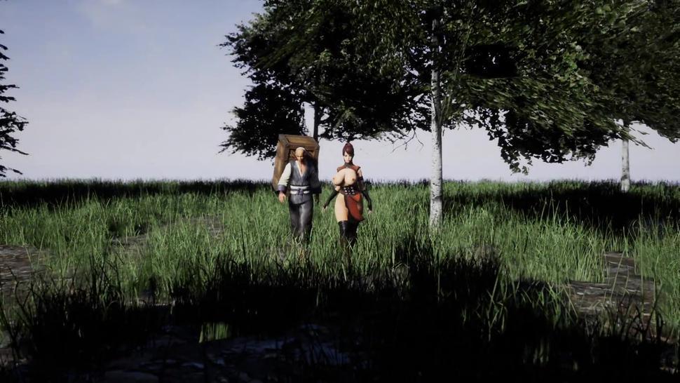 ?BattlePrincess?Unreal Engine 4 video game sex hentai ?