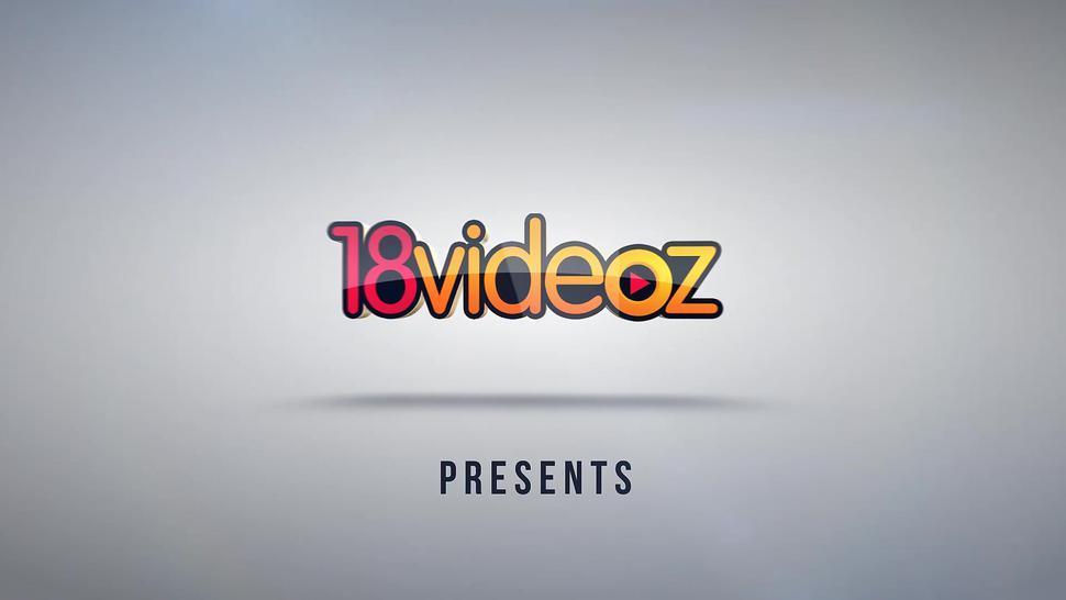 18 Videoz - Queenlin - Fresh busty redhead teen fuck