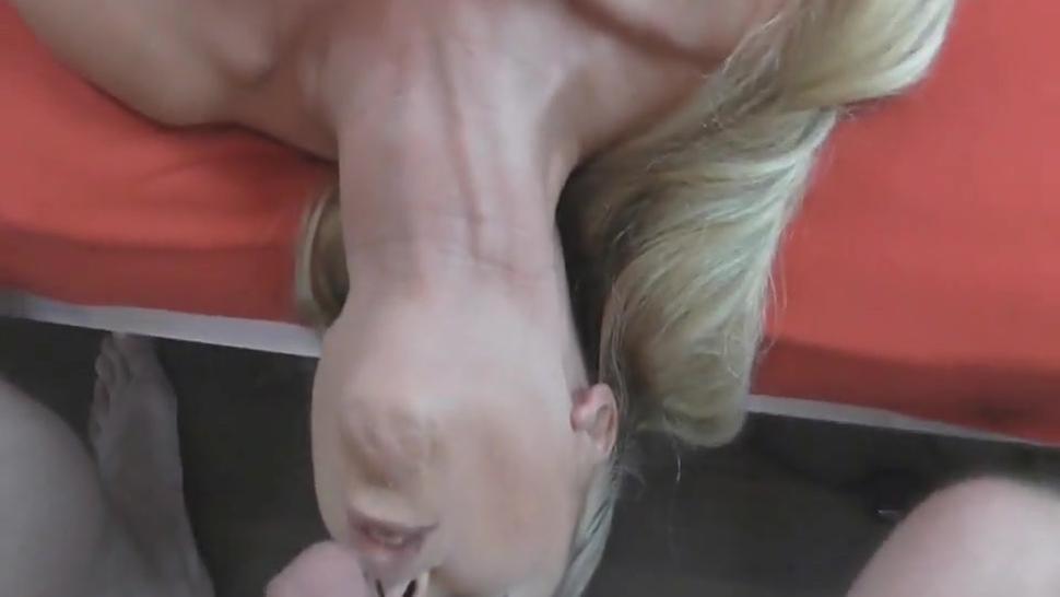 amateur blonde cum compilation