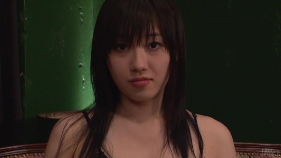 JavHD - Mellow buxomy Azusa Nagasawa in cumshot XXX scene