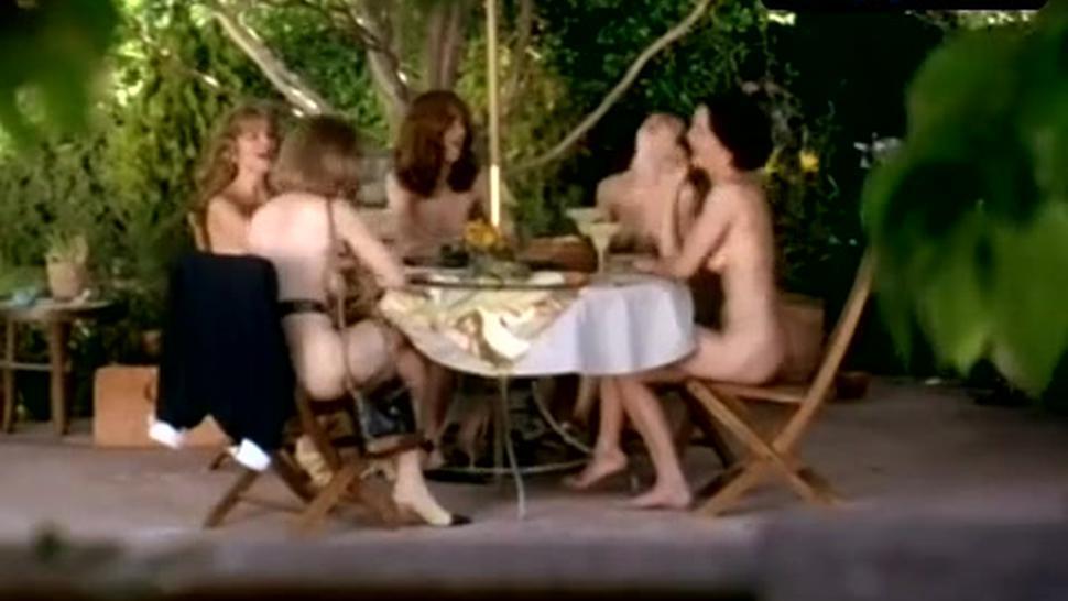Cynthia Stevenson Breasts Scene  in Live Nude Girls