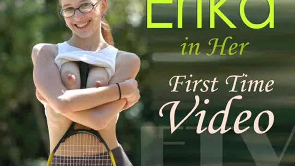 Erika Beautiful Breasts
