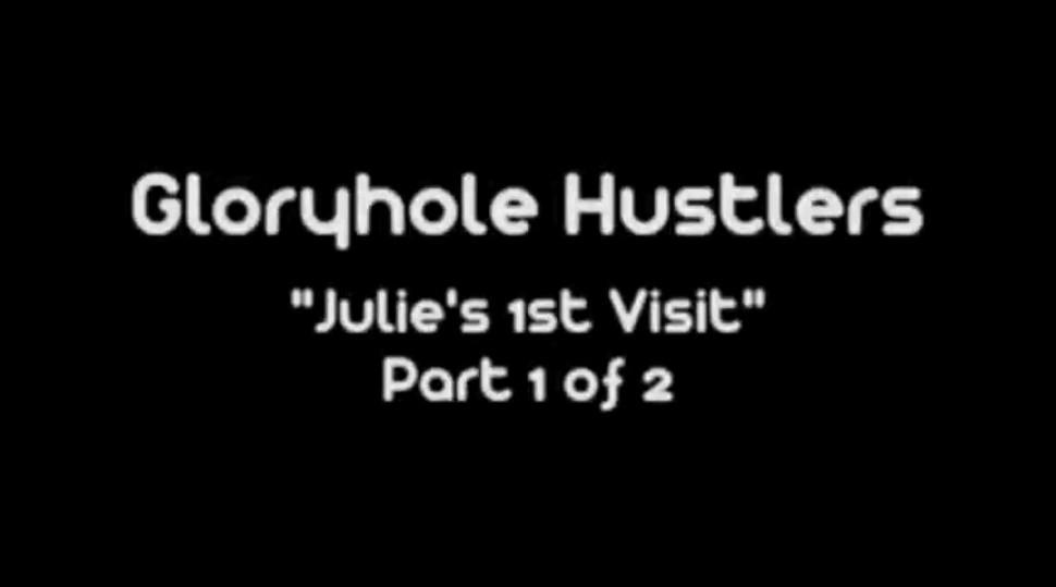 Gloryhole Hustlers Julie Swallows