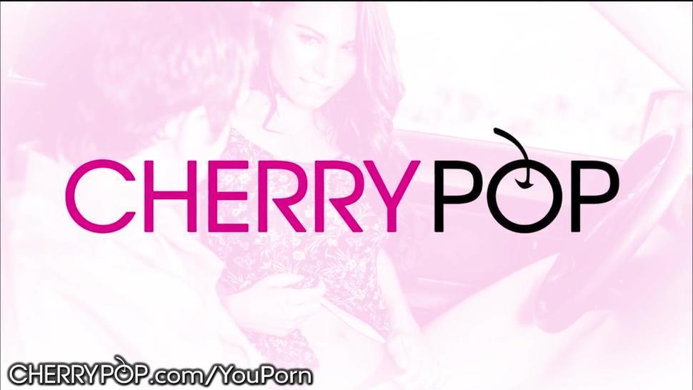 Cherrypop Officer Brandi Shares Dick With Teen
