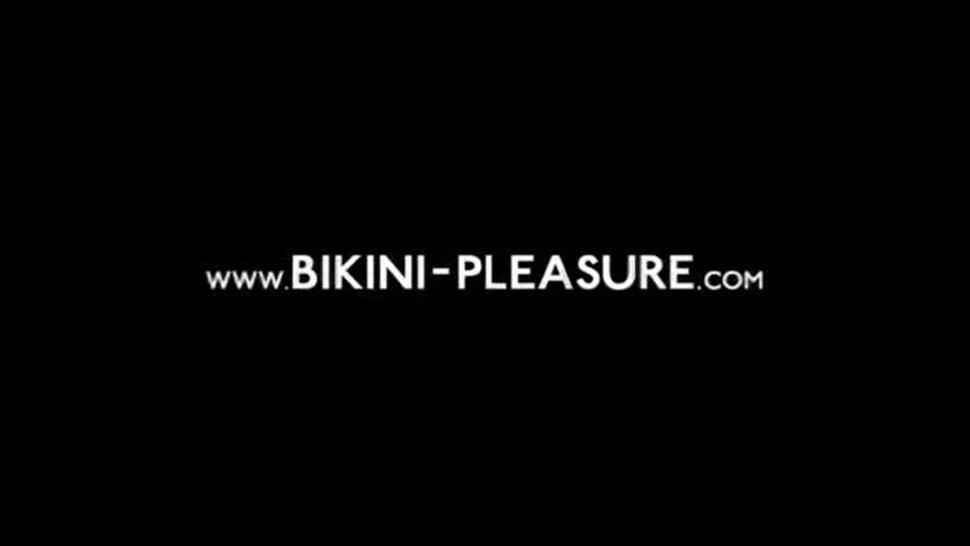 Nikkita In A Micro Bikini Outdoor