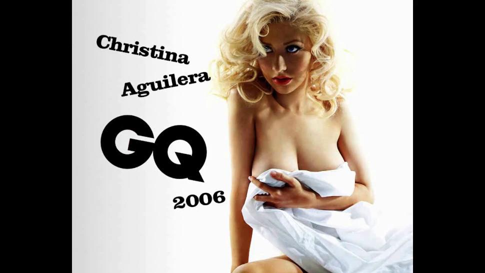 Christina Aguilera GQ 2006