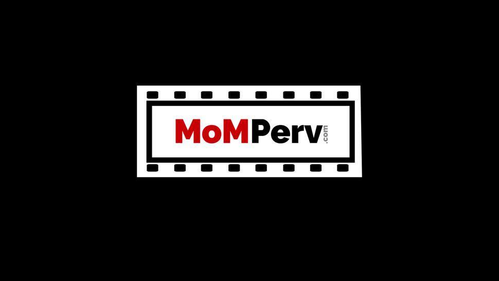 MOM PERV - Busty stepmom Kylie Kingston pounded POV before jizz facial