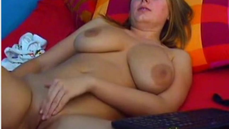 Dolores Naked - Big natural boobs