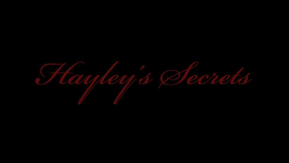 Abigail B - Hayley's Secrets (Black Dress)