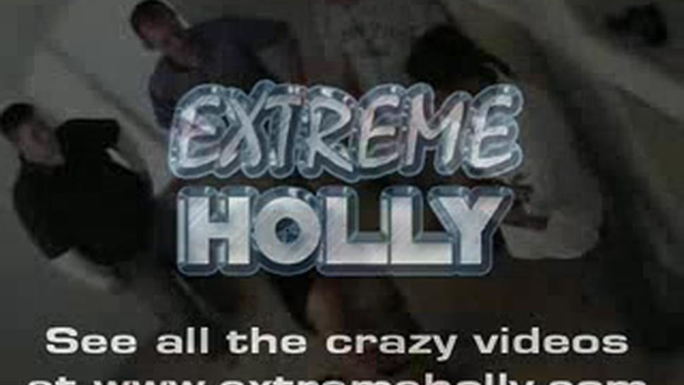 Extreme Holly Group Deepthroat