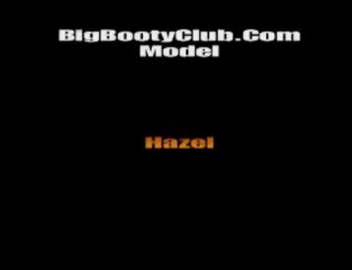 BigBootyClub.Com Model Hazel Picture Slide Show