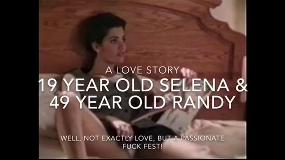 UAC - Selena lets Randy West cum inside her