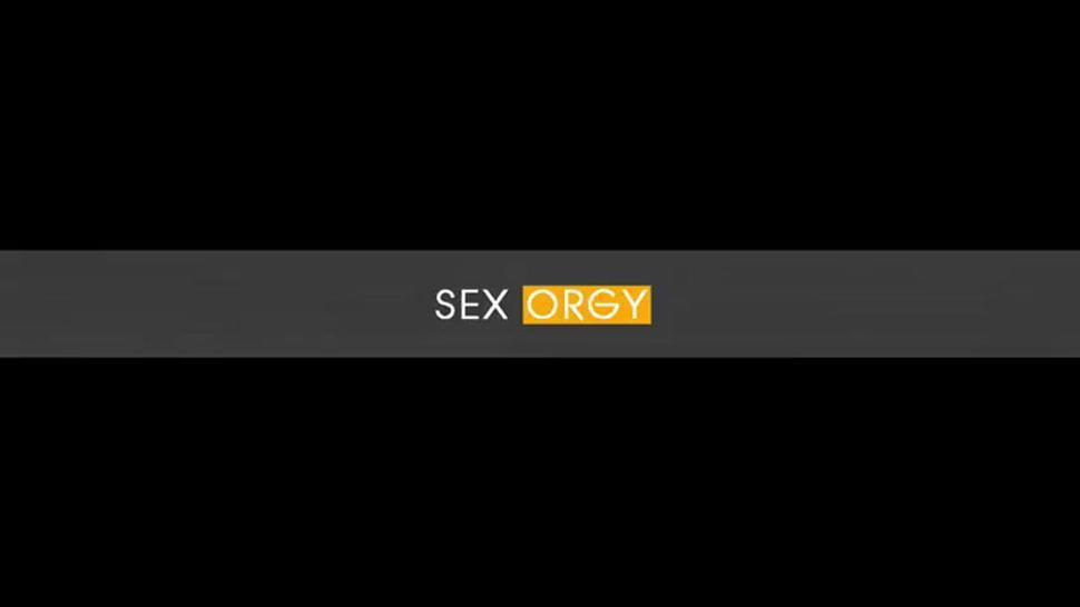 Sex Orgy