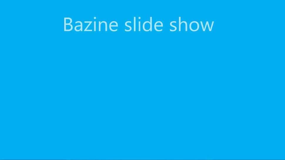 Bazine slide show