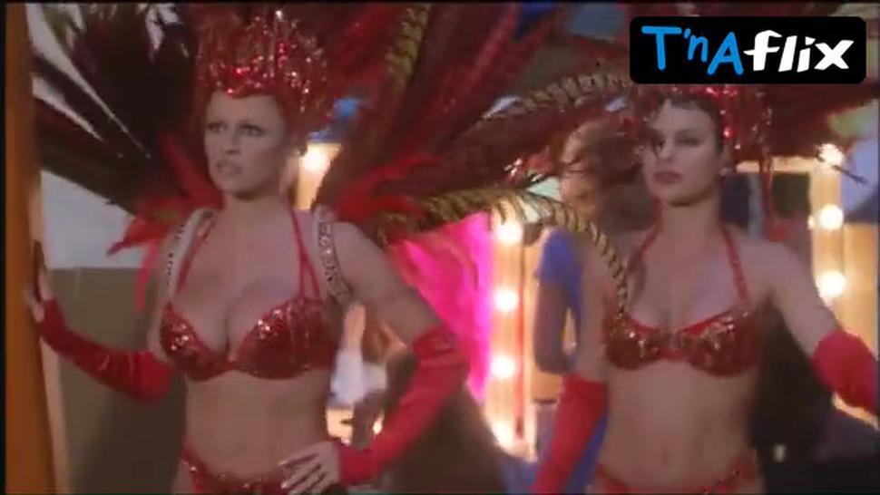 Pamela Anderson Sexy Scene  in V.I.P