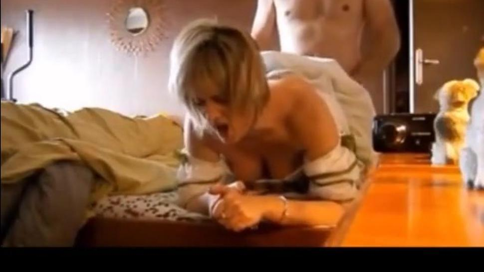 Fucked in white dress