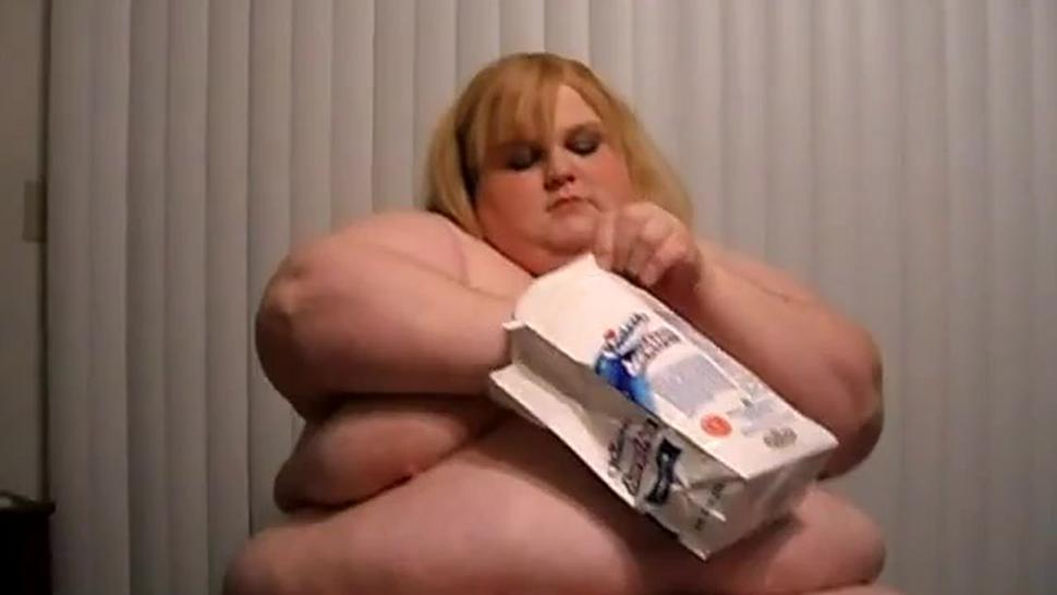 SSBBW Donut Stuffing