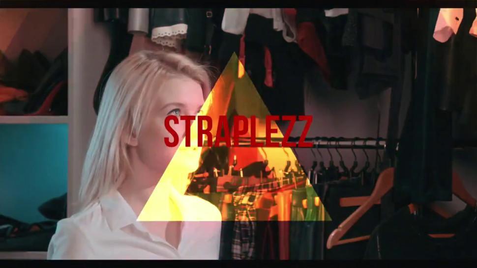 Lesbian strapon - video 4