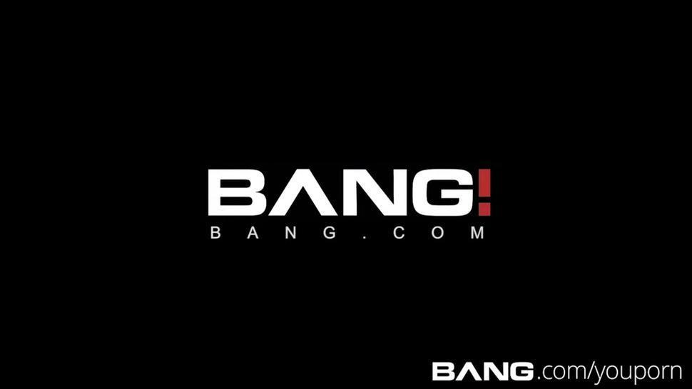BANG Casting: Big Ass Latina Aleksa Nicole Does Anal & DP