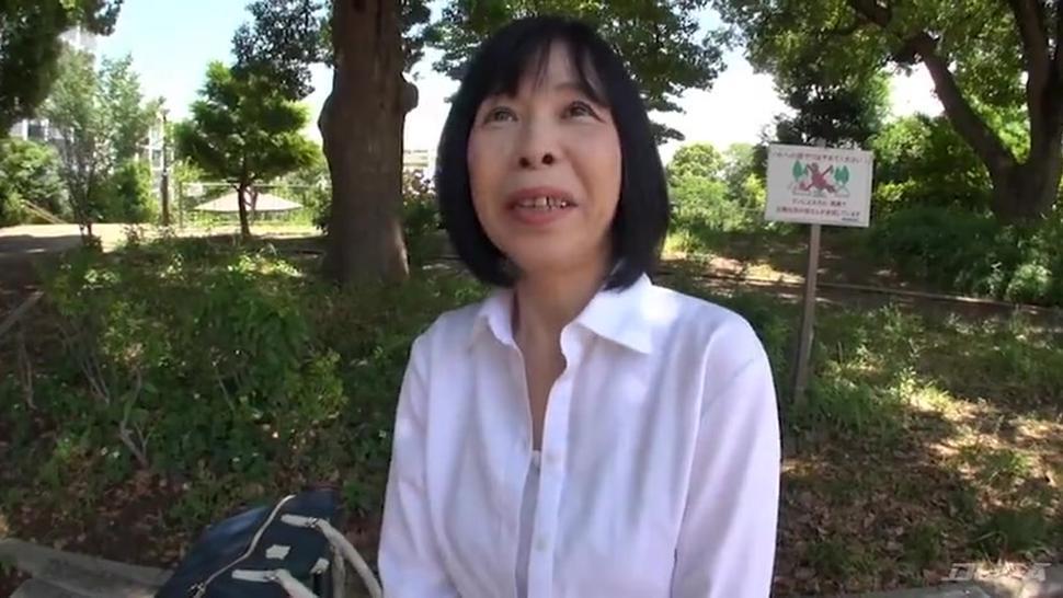 japanese granny 6