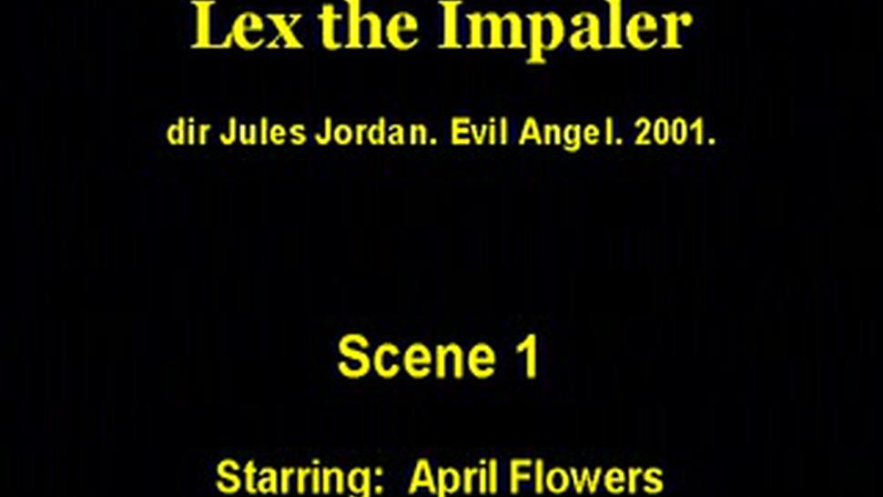 April Flower VS Lexington Steel - April Flowers
