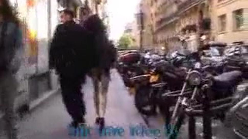Paris Public Sex 1 Of 2 - Brooke Lee
