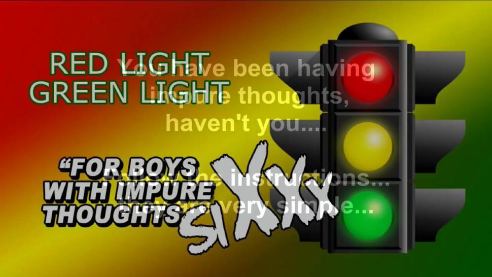 Hd/masturbation/green red light light