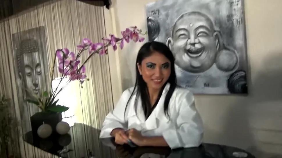 A Massage From Kim XXX - Kim Triple X