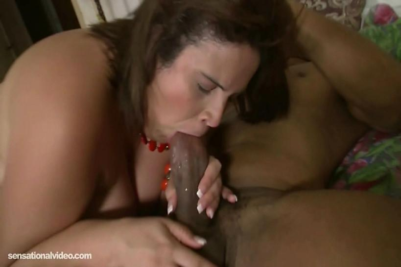 PLUMPER PASS - No Sound: Large Latina MILF Gets Fucked By Shane Diesel and his BBC