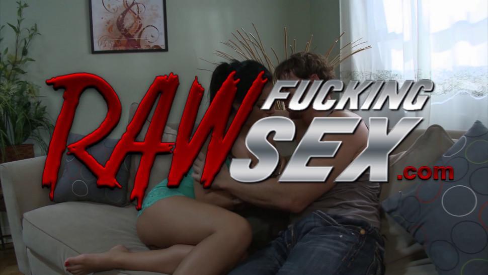Raw Fucking Sex - Angelica Raven Taking A Good Pounding