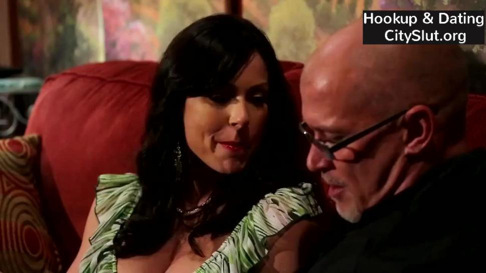 Gorgeous Sexy Busty Milf Kendra Lust Hardcore On Bed