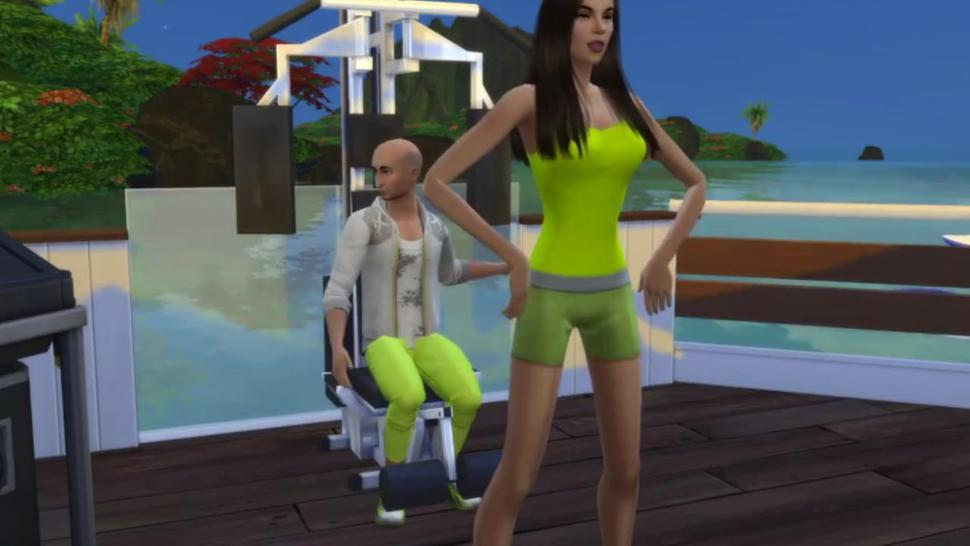 SIMS 4 SEX ON THE BEACH KATIE BELL