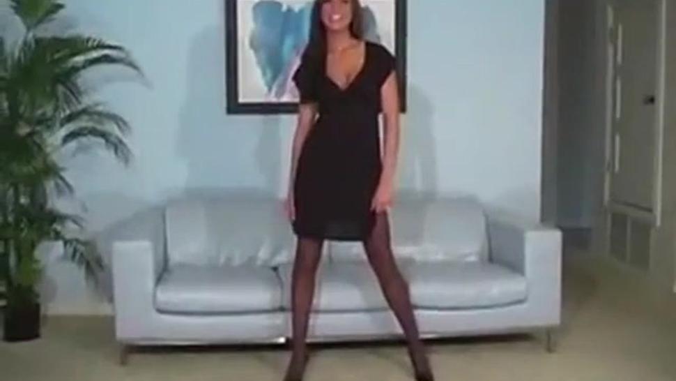 Tiffany Brookes JOI Pantyhose