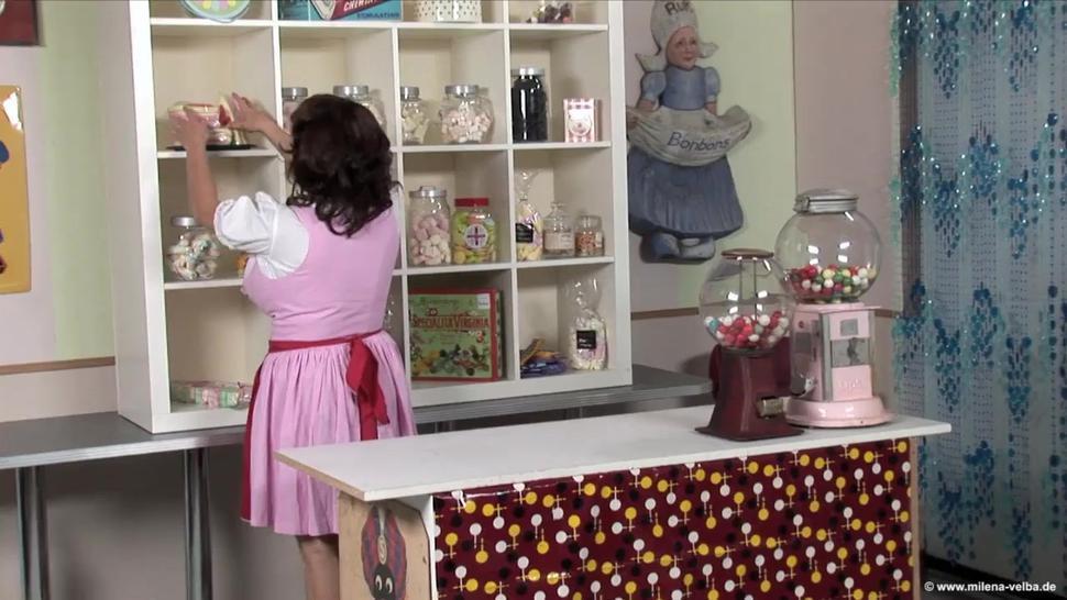 Bbw Free Videos Milena Velba Candy Shop