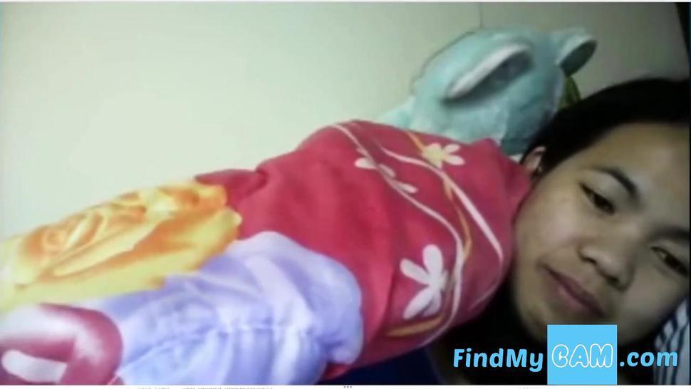 Undercover Bate Boob show Skype Filipina