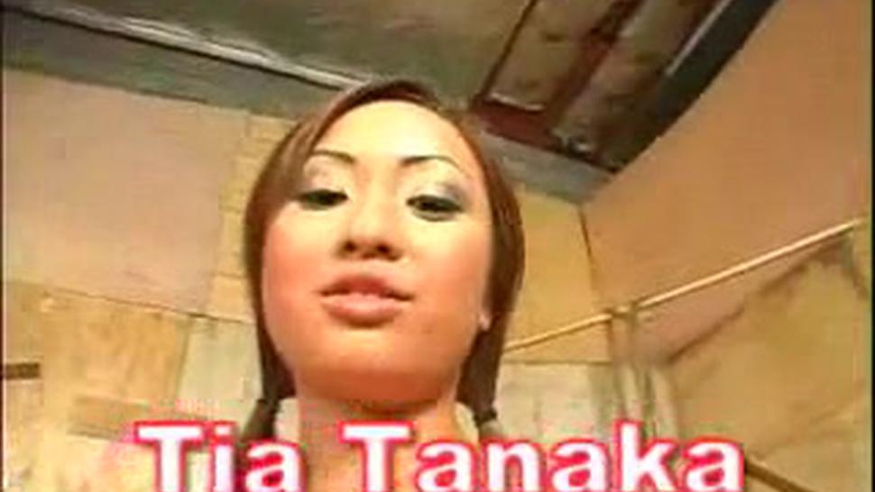 Tia Tanaka Bukkake - Tia Tanaka